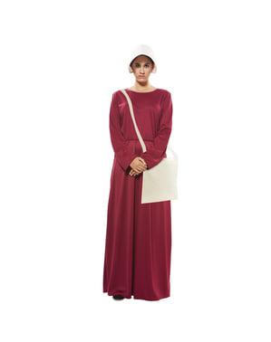 The Handmaid's Tale kostuum voor vrouwen