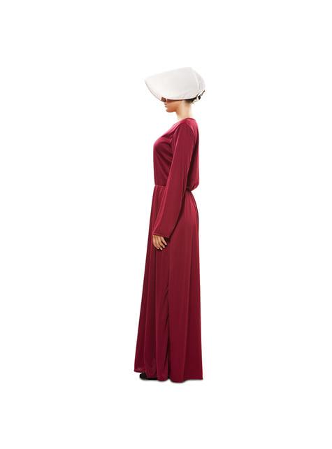 Kostium z Opowieści Podręcznej dla kobiet