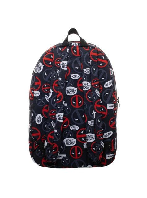 Batoh s potiskem Deadpoola
