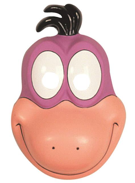 Máscara de Dino Los Picadiedra