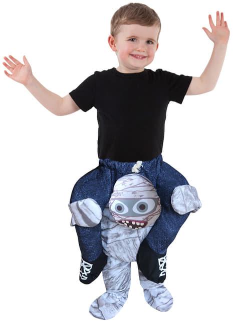 Piggyback Mummy Costume for Kids