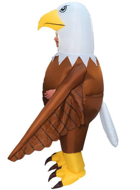 Disfraz de águila hinchable para adulto - Halloween