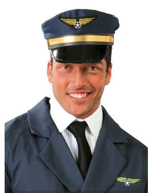 Piloten Mütze