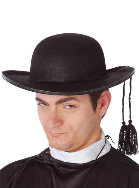 Sombrero de cura