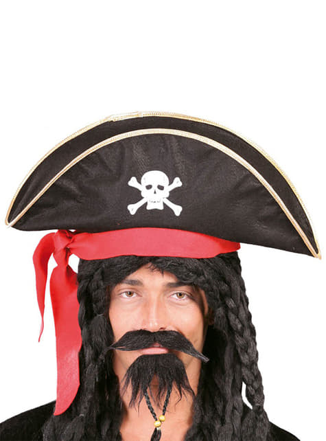 Piraat muts