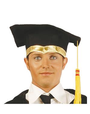 Chapeau d'étudiant