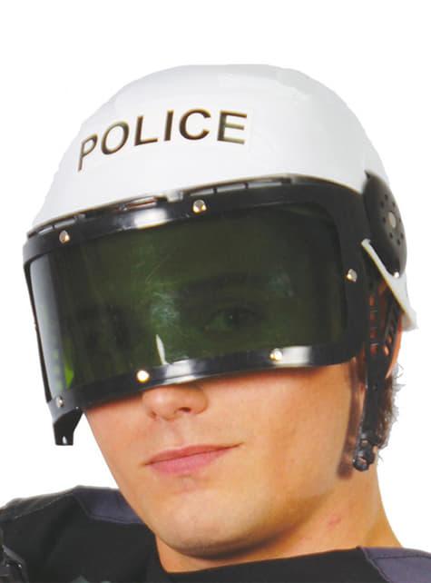 Policejní přilba