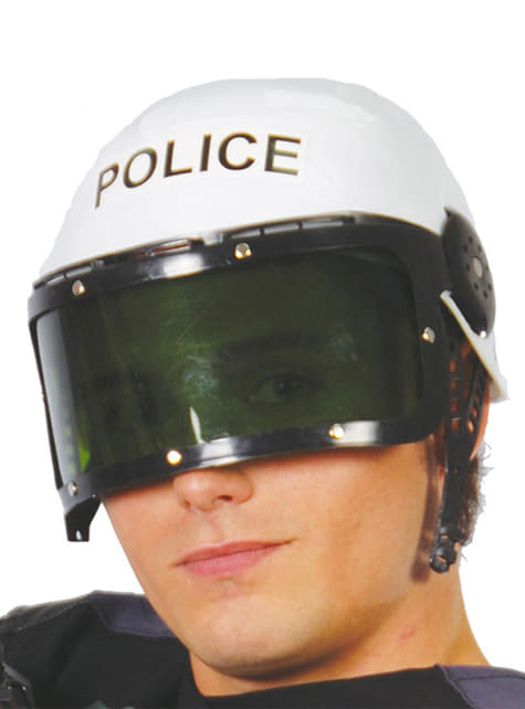 Polizei Helm