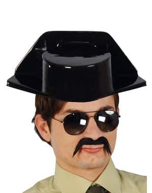 Trekantet hat