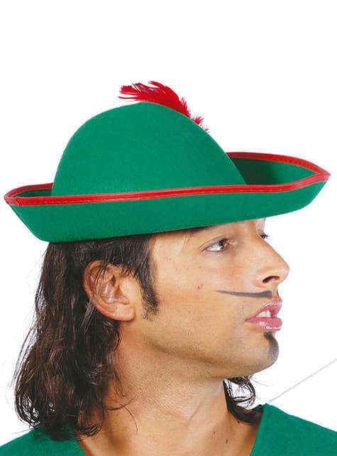 Chlapecký alpský klobouk