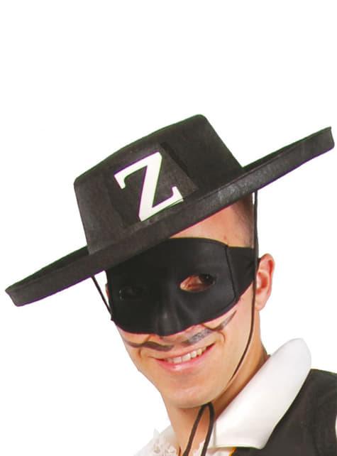 Bandit osjetio šešir