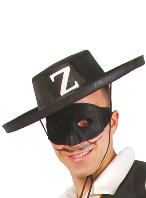 Klobouk pro banditu černý