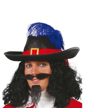 Muskettien Hattu