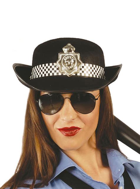 Kapelusz policjant