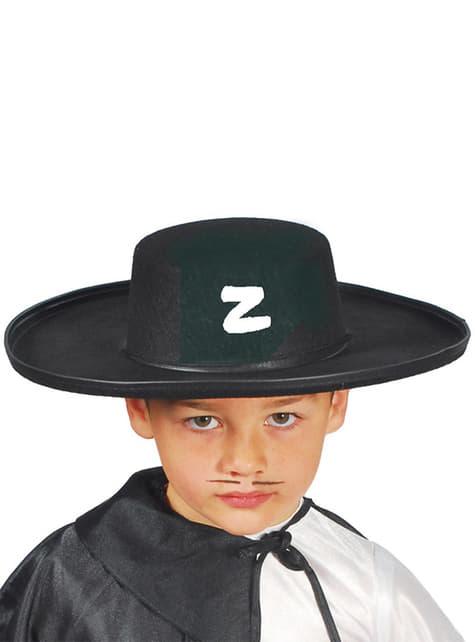 Chapeau bandit enfant