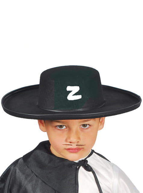 Pălărie bandit pentru copii