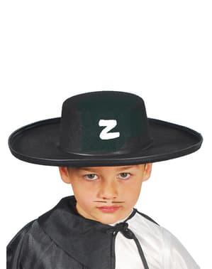 Zorro hatt barn