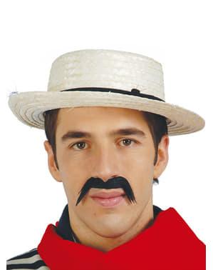 Sombrero de canotier