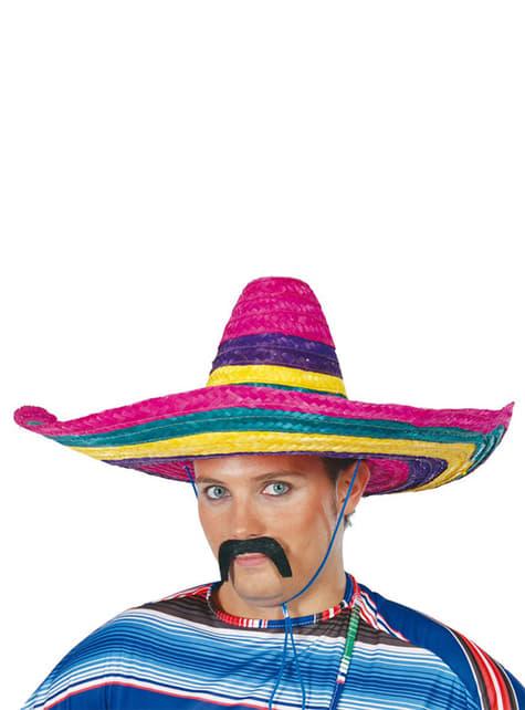 Wielkie sombrero meksykańskie