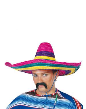 Gran sombrero de mexicano