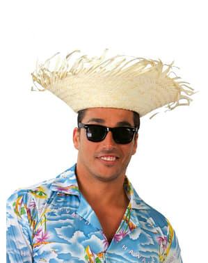 Slaměný klobouk pro dospělé