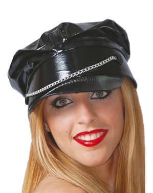 Biker hatt