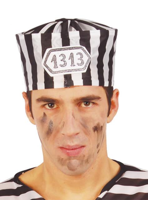 Καπέλο ύφασμα φυλακή