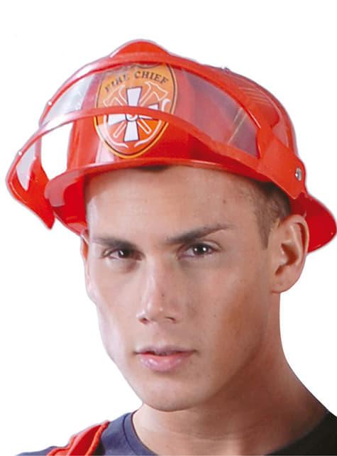 Sombrero de jefe de bomberos