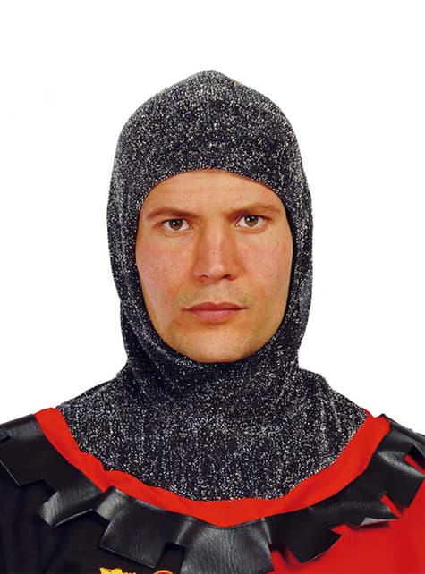 Bonnet de maille médiéval