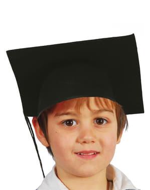 Chapeau diplomé enfant