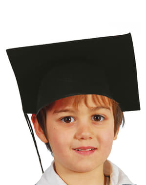 Chapéu de finalista infantil