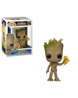 Funko POP! Groot Stormbreaker - Marvel Infinity War