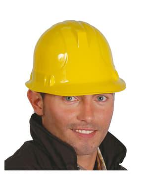 Helm bouwvakker
