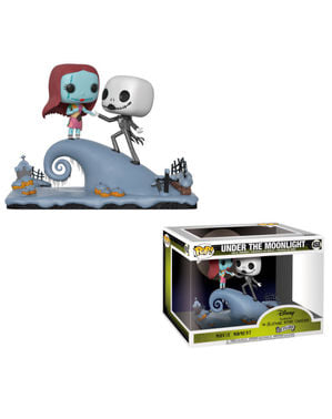 Funko POP! Jack and Sally on the Hill - Nightmare Before Christmas