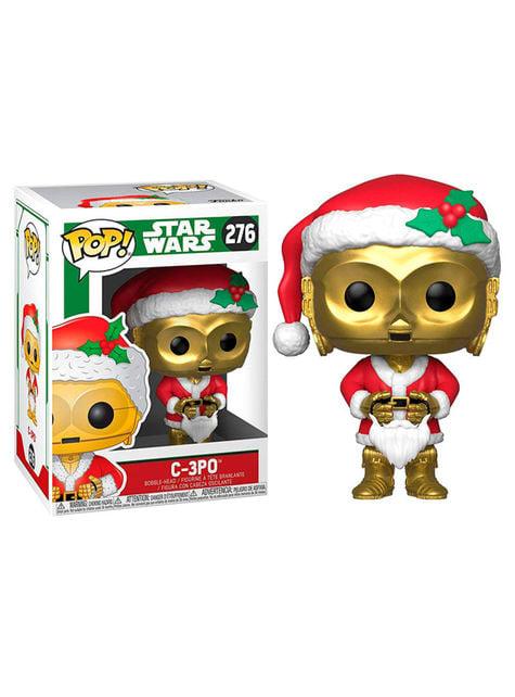 Funko POP! Papá Noel C-3PO