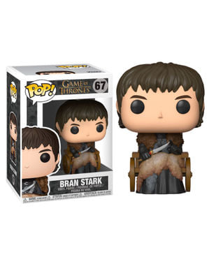 Funko POP! Bran Stark Corneille à trois yeux - Game of Thrones