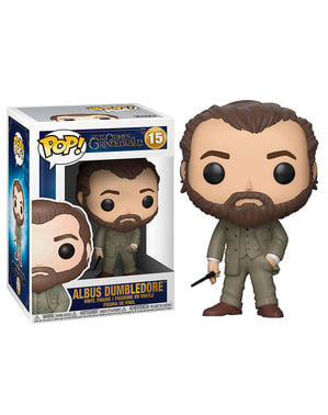 Funko POP!  Dumbledore - Animales Fantásticos 2
