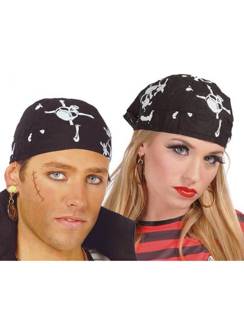 Pirat tørklæde