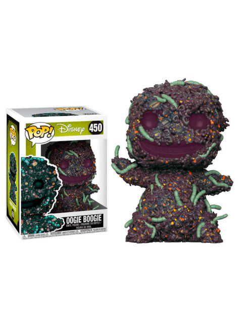 Funko POP! Oogie Boogie Bugs - Nightmare Before Christmas