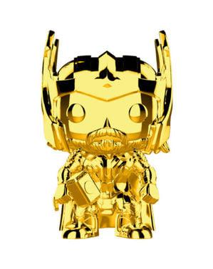 Funko POP! Iron Man Gold Chrome - 10-годишнина на студиото