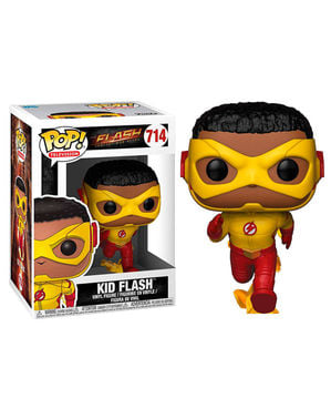 Funko POP! Kid Flash - The Flash