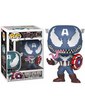 Funko POP! Venomized Capitan America - Venom