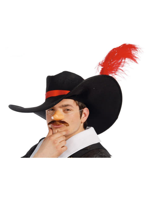 Testőr kalap