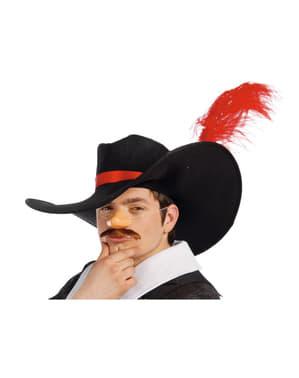 Sombrero de mosquetero