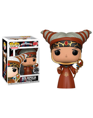 Funko POP! Rita Repulsa - Power Rangers