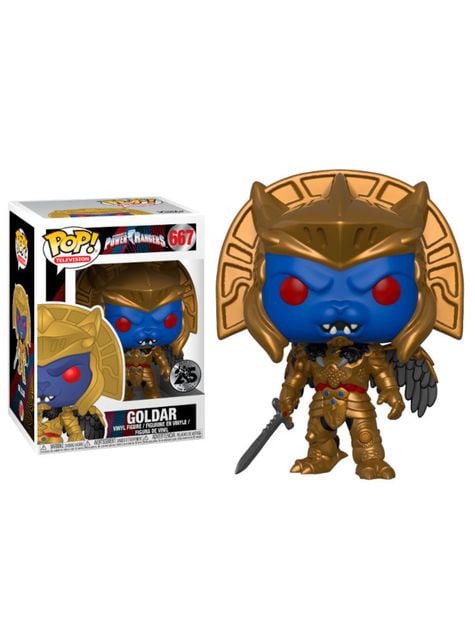 Funko POP! Goldar - Power Rangers