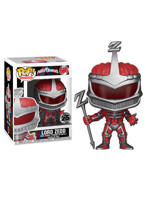 Funko POP! Zedd - Power Rangers