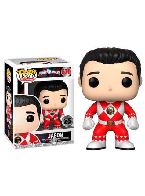 Funko POP! Jason sin casco - Power Rangers