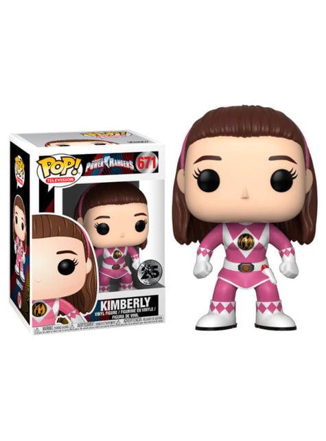 Funko POP! Kimberly sin casco - Power Rangers