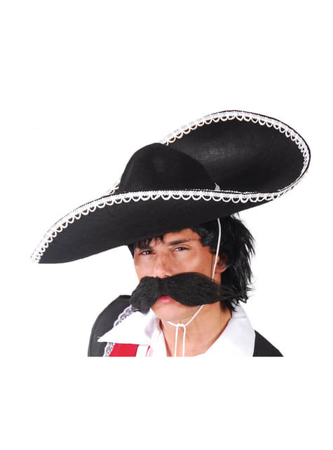 Mexicaanse hoed van vilt